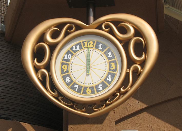 今宿保育園時計